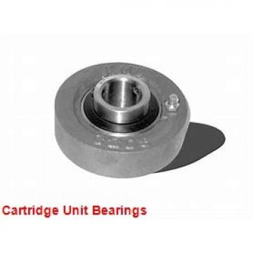 QM INDUSTRIES QMMC15J075SC  Cartridge Unit Bearings